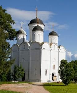 Михаило-Архангельский храм с. Микулино-Городище
